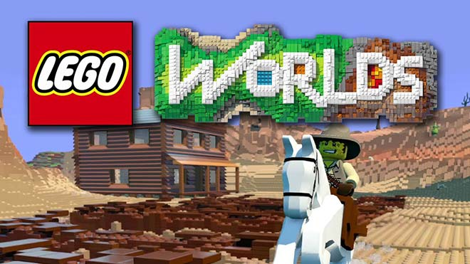 LEGO Worlds Telecharger