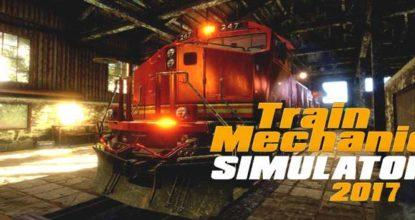 Train Mechanic Simulator 2017 Telecharger