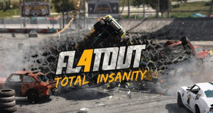 FlatOut 4 Total Insanity Telecharger