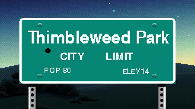 Thimbleweed Park Telecharger