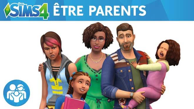 Les Sims 4 Être Parents Telecharger
