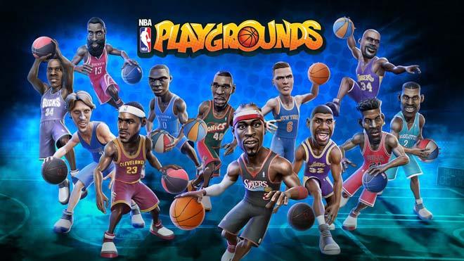 NBA Playgrounds Telecharger