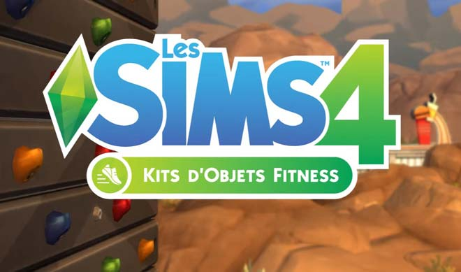 Les Sims 4 Fitness Telecharger