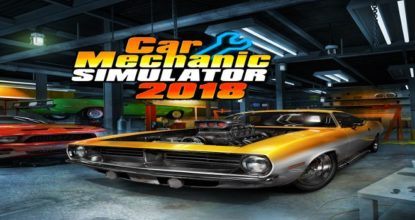 Car Mechanic Simulator 2018 Telecharger