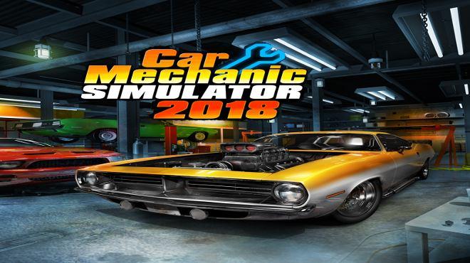 Car Mechanic Simulator 2018 Telecharger