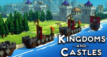 Kingdoms and Castles Telecharger
