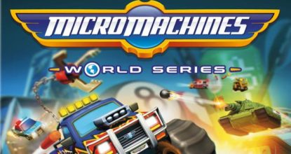 Micro Machines World Series Telecharger