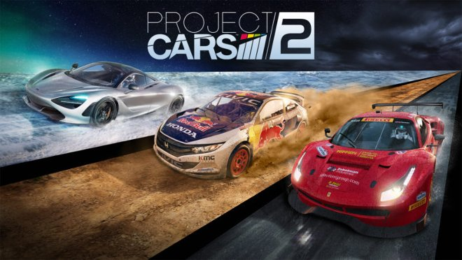 Project CARS 2 Telecharger