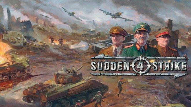 Sudden Strike 4 Telecharger