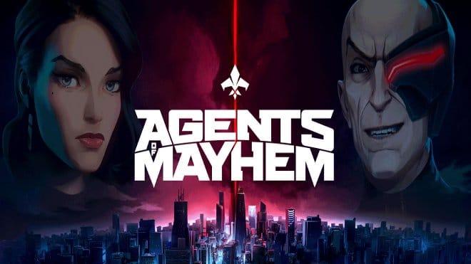 Agents of Mayhem Telecharger