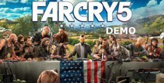 Far Cry 5 Demo Telecharger