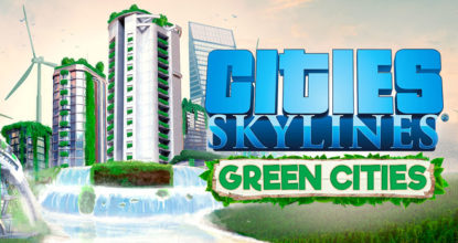 Cities Skylines Green Cities Telecharger