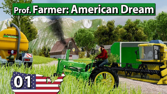 Professional Farmer American Dream Telecharger
