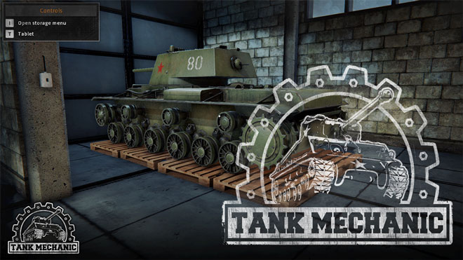 Tank Mechanic Simulator Telecharger