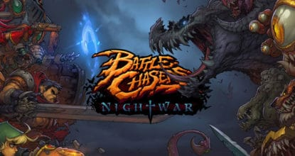 Battle Chasers Nightwar Telecharger