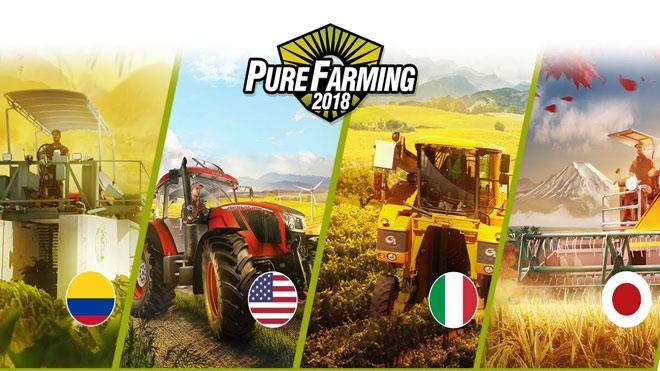 Pure Farming 2018 Telecharger