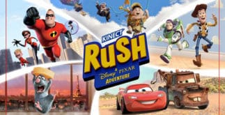 Rush A Disney Pixar Adventure Telecharger