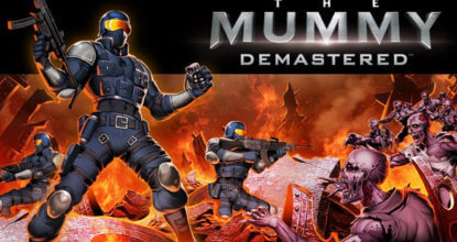 The Mummy Demastered Telecharger