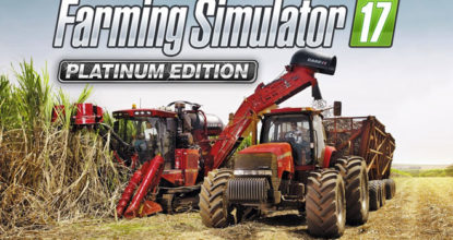 Farming Simulator 17 Platinum Edition Telecharger