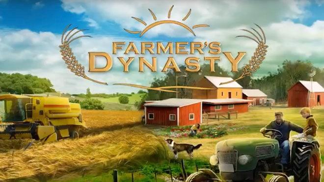 Farmer's Dynasty Telecharger