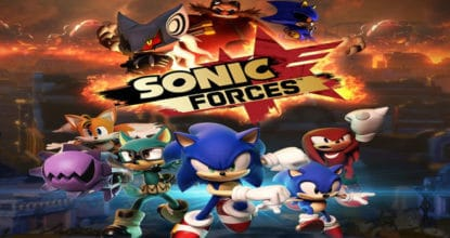 Sonic Forces Telecharger PC