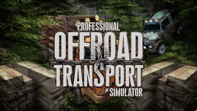 Professional Offroad Transport Simulator Telecharger