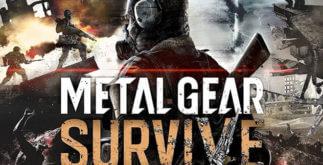 Metal Gear Survive Telecharger