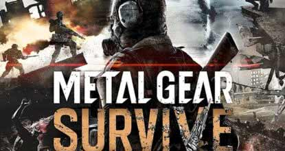 Metal Gear Survive Telecharger