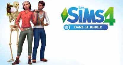 Les Sims 4 Dans la Jungle Telecharger