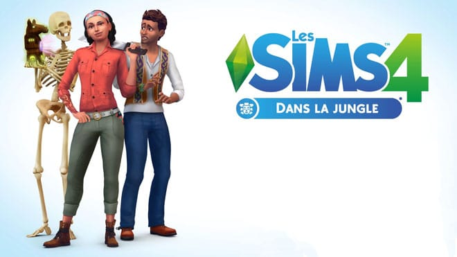 Les Sims 4 Dans la Jungle Telecharger