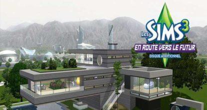 Les Sims 3 En route vers le futur Telecharger