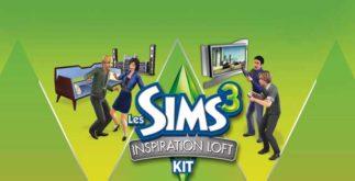 Gratuit Les Sims 3 Inspiration Loft