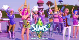 Les Sims 3 Katy Perry Délices Sucrés Telecharger