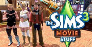 Les Sims 3 Cinéma Telecharger