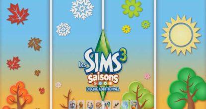 Les Sims 3 Saisons Telecharger