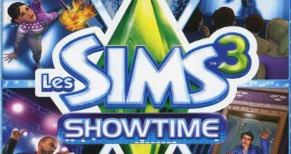 Les Sims 3 Showtime Telecharger