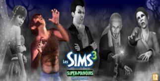 Les Sims 3 Super-Pouvoirs Telecharger