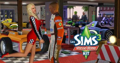 Les Sims 3 Vitesse Ultime Telecharger