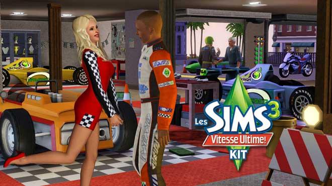 Les Sims 3 Vitesse Ultime Telecharger