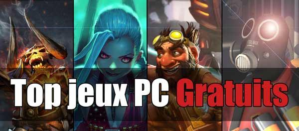 Les 10 meilleurs jeux PC gratuits
