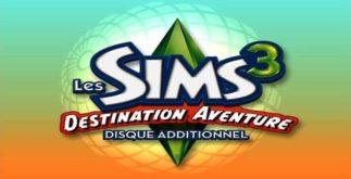 Les Sims 3 Destination Aventure Telecharger