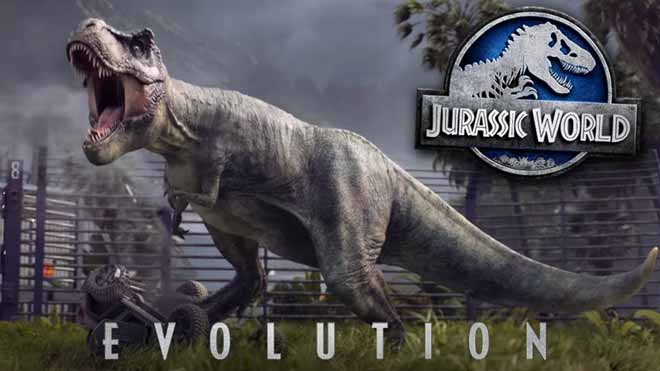 Jurassic World Evolution Telecharger