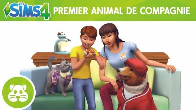 Télécharger Les Sims 4 Premier Animal de Compagnie Gratuit