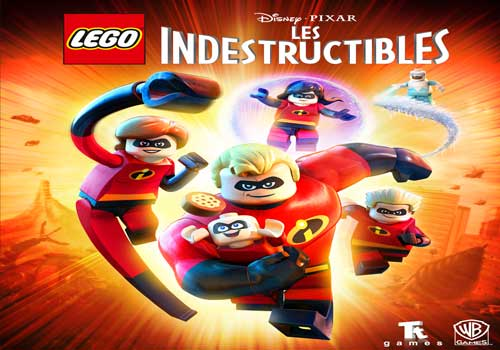 LEGO Les Indestructibles Telecharger