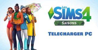 Les Sims 4 Saisons Telecharger