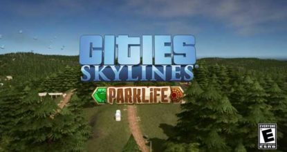 Cities Skylines Parklife Telecharger Gratuit