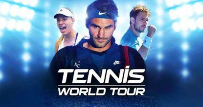 Tennis World Tour Telecharger Gratuit