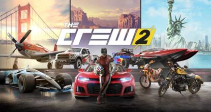 Gratuit The Crew 2 Telecharger