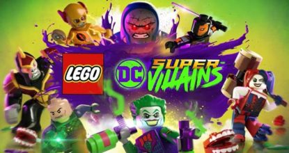 LEGO DC Super Villains Telecharger
