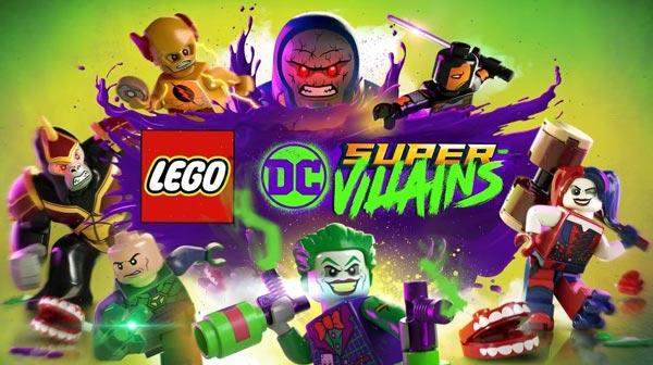 LEGO DC Super Villains Telecharger